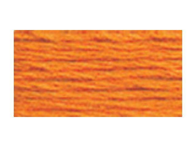 DMC Pearl Cotton Balls Size 8 - 95 Yards-Tangerine