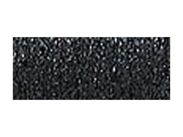 Kreinik Very Fine Metallic Braid #4 11 Meters (12 Yards)-Black