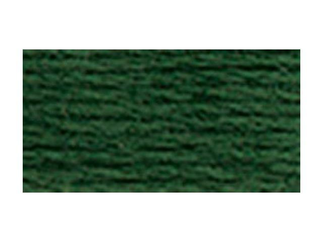 DMC Pearl Cotton Skeins Size 5 - 27.3 Yards-Ultra Dark Pistachio Green