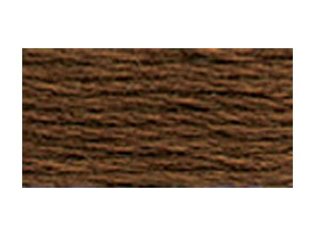 DMC Pearl Cotton Skeins Size 5 - 27.3 Yards-Dark Coffee Brown