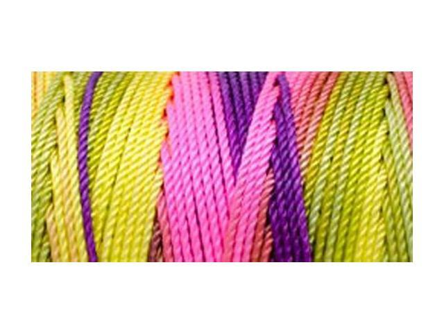 Nylon Thread Size 18 197yd-Bright Pastel Mix
