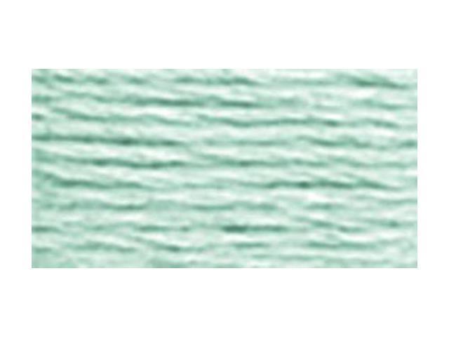 DMC Pearl Cotton Balls Size 12 - 141 Yards-Very Light Blue Green