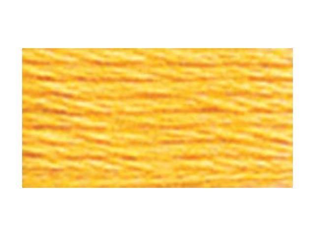 DMC Pearl Cotton Balls Size 8 - 95 Yards-Medium Yellow