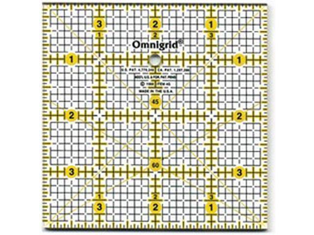 Omnigrid Quilter's Square-4