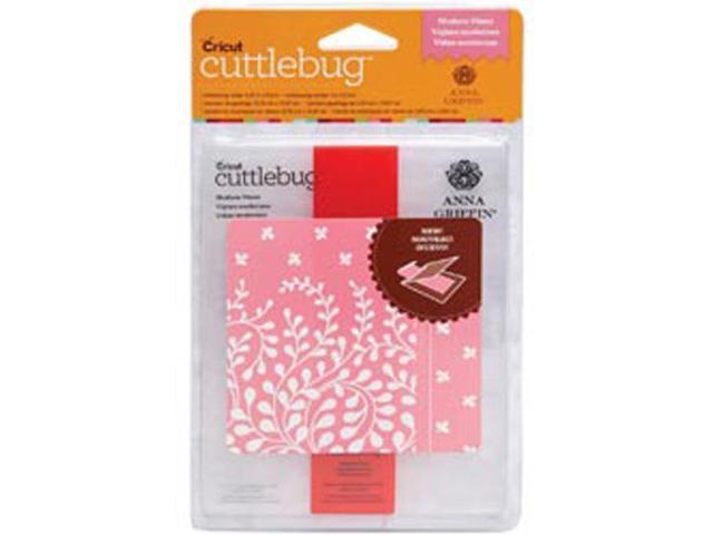 Cuttlebug A2 Embossing Folder/Border Set-Anna Griffin Modern Vines