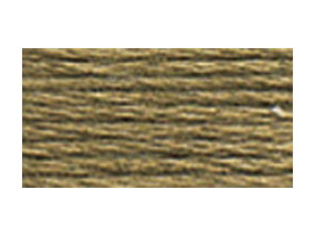 DMC Pearl Cotton Balls Size 12 - 141 Yards-Very Dark Beige Gray