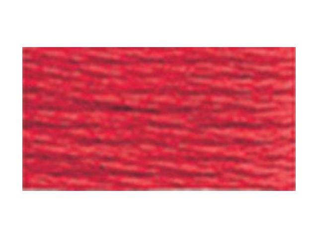 DMC Pearl Cotton Skeins Size 3 - 16.4 Yards-Bright Red