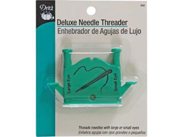 Deluxe Needle Threader & Cutter-