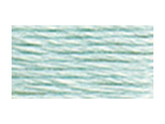 DMC Pearl Cotton Skeins Size 5 - 27.3 Yards-Very Light Sky Blue