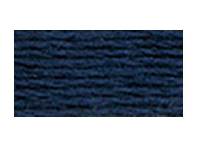 DMC Pearl Cotton Skeins Size 5 - 27.3 Yards-Dark Navy Blue