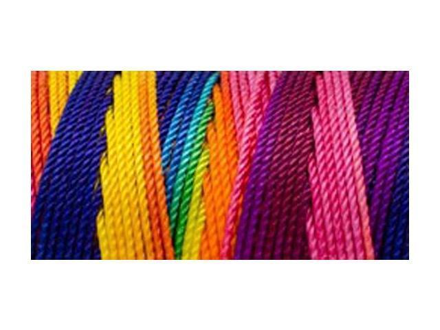 Nylon Thread Size 18 197yd-Fiesta Mix