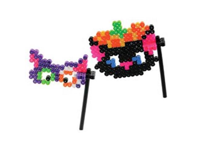 Perler Fun Fusion Fuse Biggie Bead Activity Kit-Cat Mask