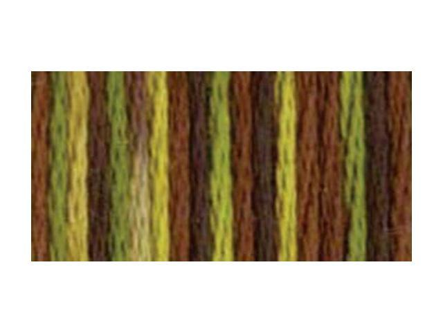 DMC Color Variations Pearl Cotton Size 5 - 27 Yards-Camouflage