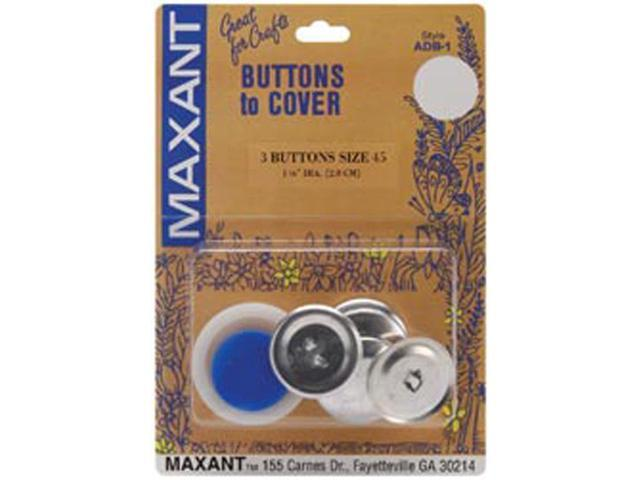 Cover Button Kit-Size 45 1-1/8