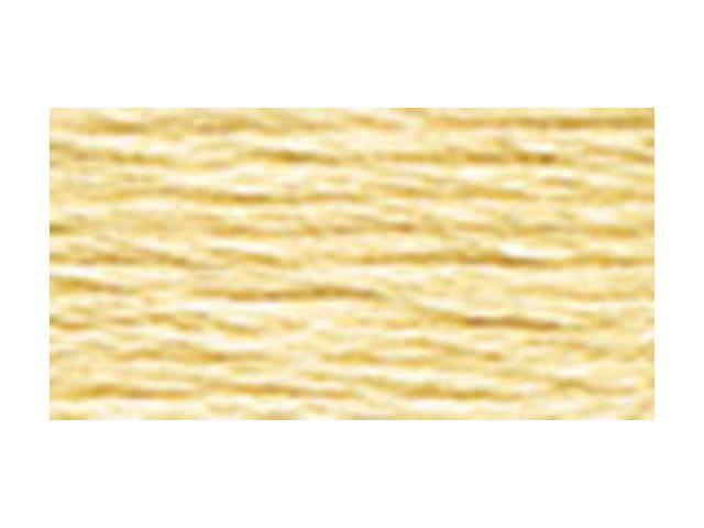 DMC Pearl Cotton Skeins Size 5 - 27.3 Yards-Very Light Old Gold