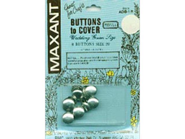 Cover Button Refill-Size 20 1/2