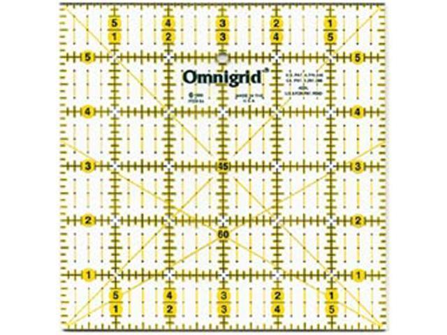 Omnigrid Quilter's Square-6