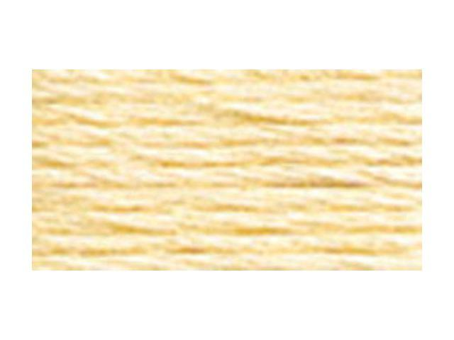 DMC Pearl Cotton Balls Size 12 - 141 Yards-Ultra Pale Yellow