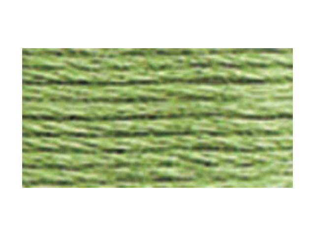 DMC Pearl Cotton Skeins Size 3 - 16.4 Yards-Light Pistachio Green