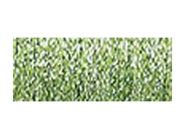 Kreinik Very Fine Metallic Braid #4 11 Meters (12 Yards)-Chartreuse