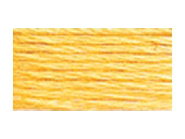 DMC Pearl Cotton Skeins Size 5 - 27.3 Yards-Pale Yellow