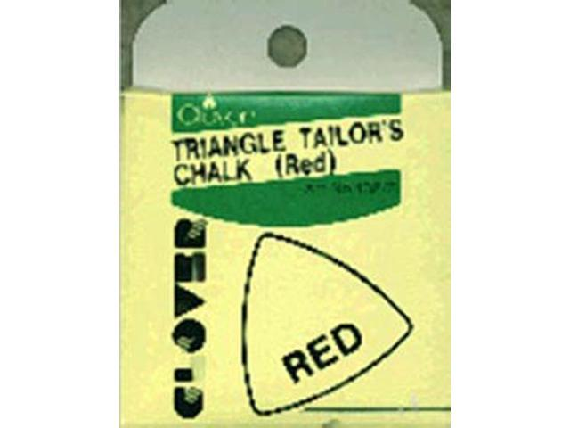 Triangle Tailors Chalk-Red