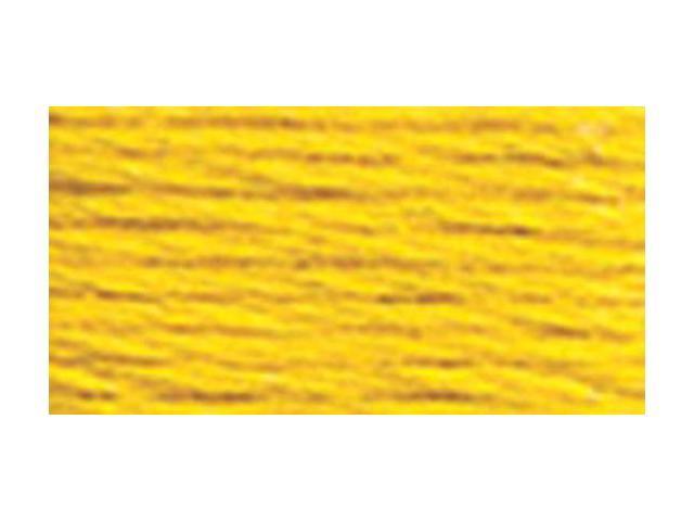 DMC Pearl Cotton Balls Size 8 - 95 Yards-Dark Lemon