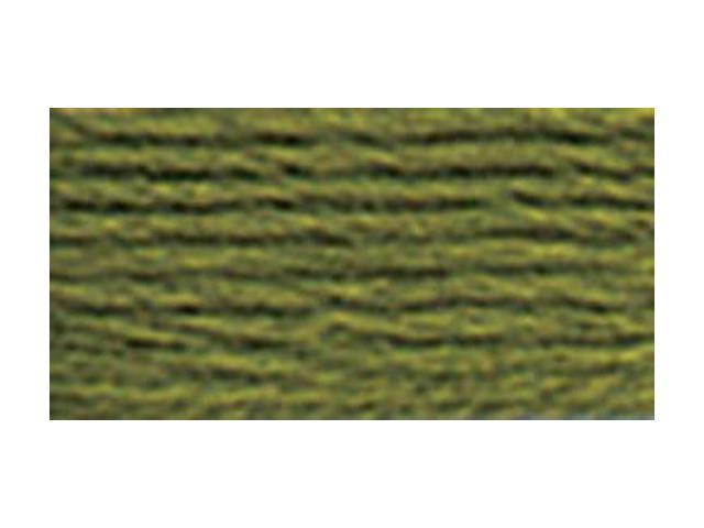 DMC Pearl Cotton Skeins Size 3 - 16.4 Yards-Dark Moss Green