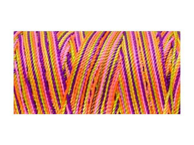 Nylon Thread Size 2 300yd-Neon Mix