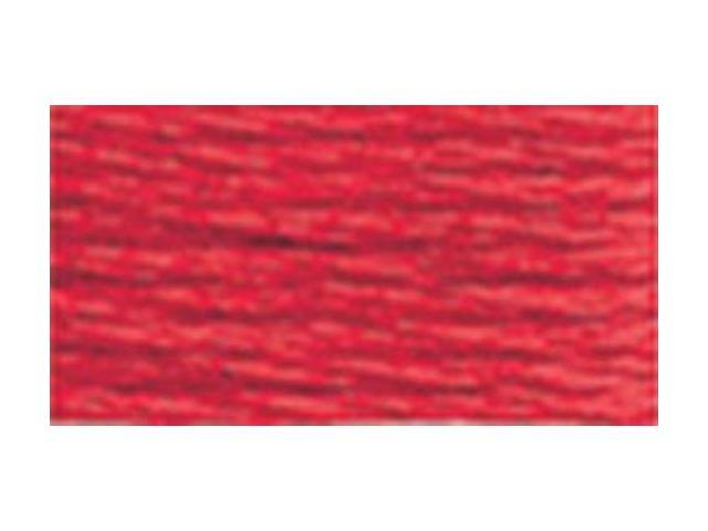DMC Pearl Cotton Skeins Size 5 - 27.3 Yards-Bright Red