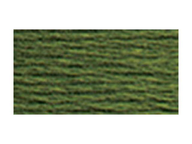 DMC Pearl Cotton Balls Size 8 - 95 Yards-Medium Avocado Green