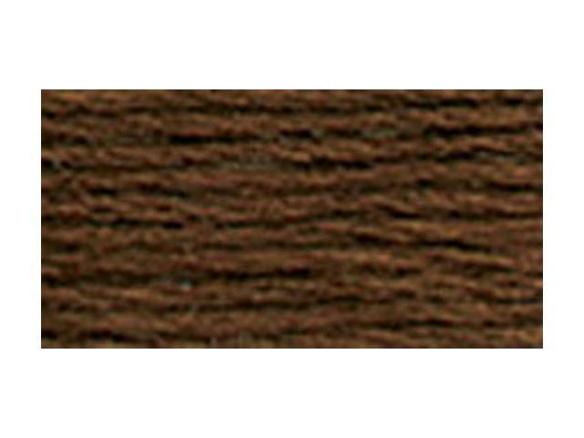 DMC Pearl Cotton Skeins Size 3 - 16.4 Yards-Very Dark Coffee Brown