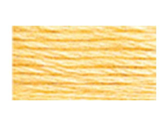 DMC Pearl Cotton Balls Size 8 - 95 Yards-Light Pale Yellow