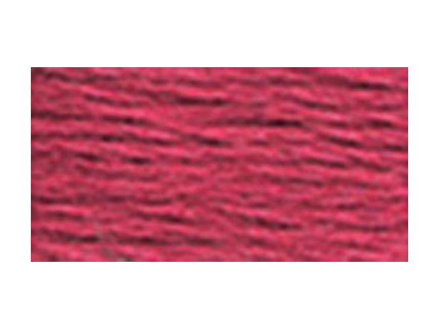 DMC Pearl Cotton Skeins Size 5 - 27.3 Yards-Ultra Dark Dusty Rose