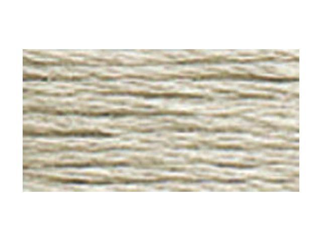 DMC Pearl Cotton Skeins Size 5 - 27.3 Yards-Very Light Brown Grey