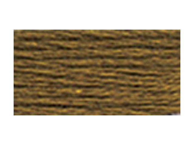 DMC Pearl Cotton Skeins Size 5 - 27.3 Yards-Dark Golden Olive