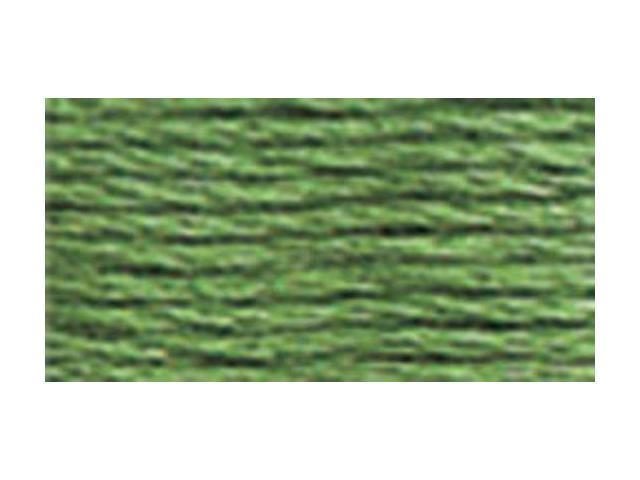 DMC Pearl Cotton Skeins Size 3 - 16.4 Yards-Medium Pistachio Green