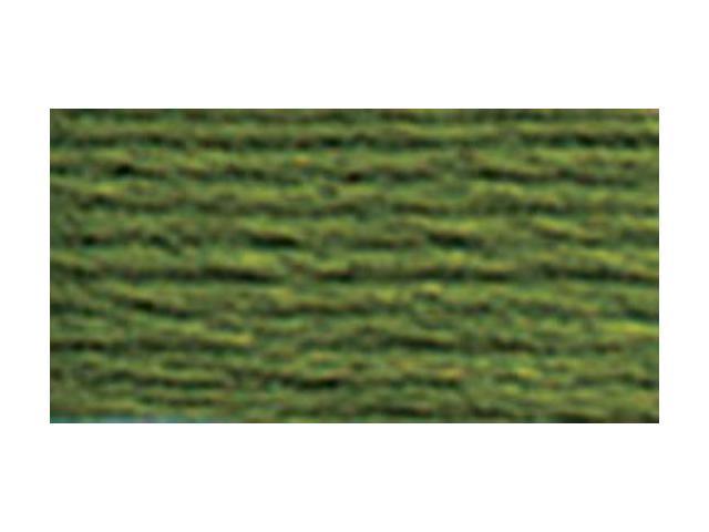 DMC Pearl Cotton Balls Size 8 - 95 Yards-Avocado Green