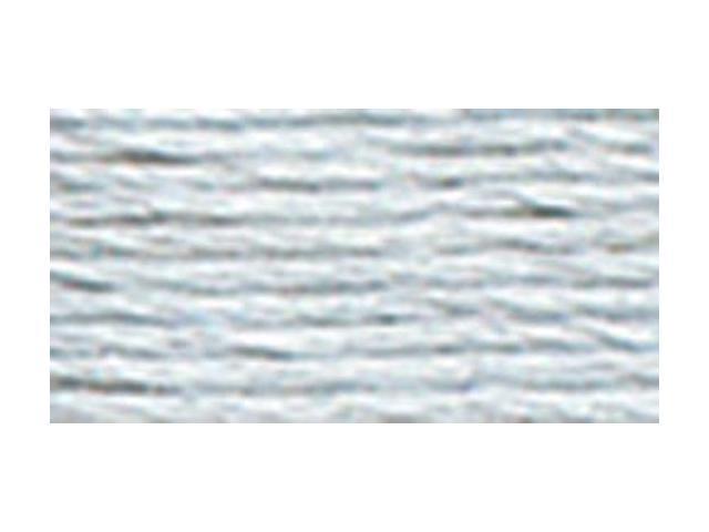 DMC Pearl Cotton Balls Size 12 - 141 Yards-Antique Blue-Ultra Very Light