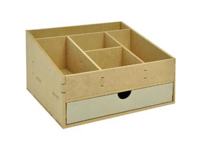 Beyond The Page MDF Scrapping Organizer-11.5