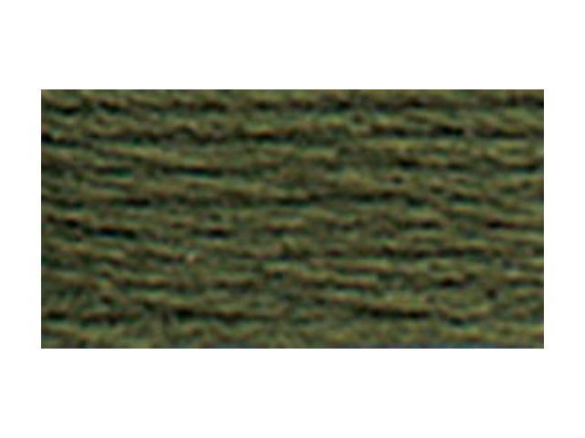DMC Pearl Cotton Skeins Size 5 - 27.3 Yards-Dark Avocado Green