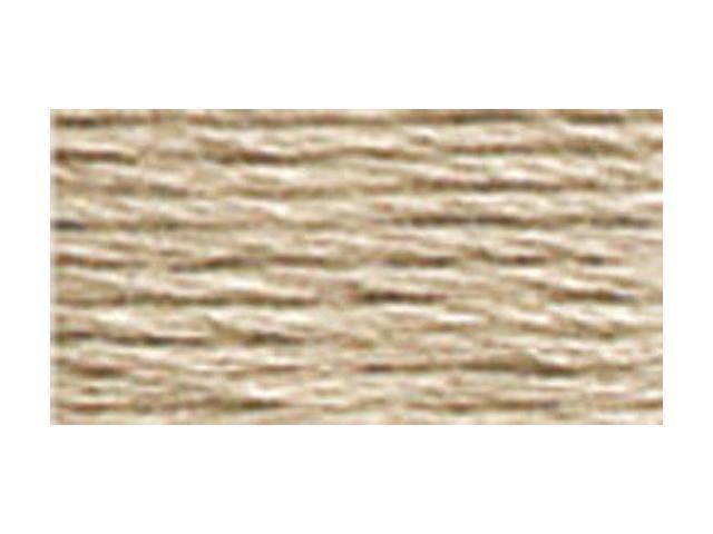 DMC Pearl Cotton Skeins Size 3 - 16.4 Yards-Very Light Beige Brown