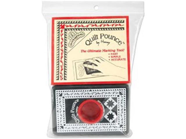 Quilt Pounce Pad With Chalk Powder-4 Ounces White