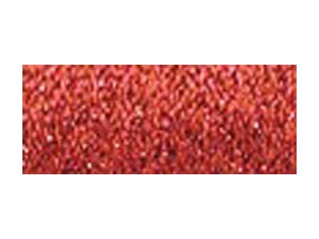 Kreinik Medium Metallic Braid #16 10 Meters (11 Yards)-Red