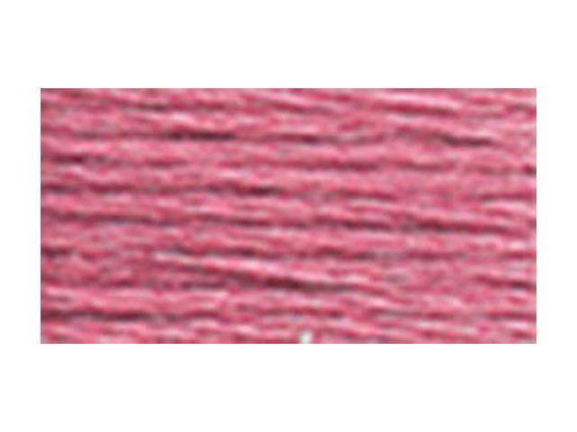 DMC Pearl Cotton Skeins Size 5 - 27.3 Yards-Medium Mauve