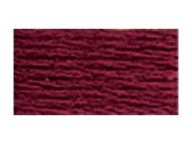 DMC Pearl Cotton Balls Size 12 - 141 Yards-Dark Garnet