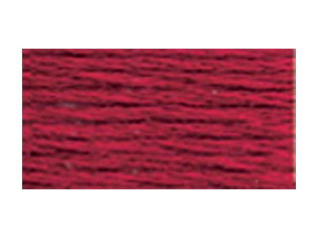 DMC Pearl Cotton Skeins Size 5 - 27.3 Yards-Garnet