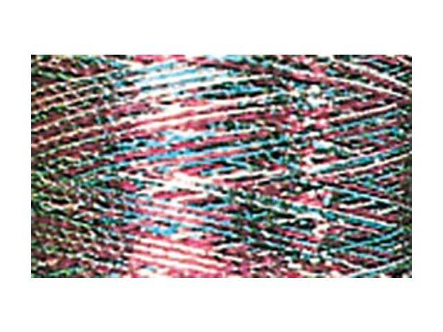 Sulky Metallic Thread-Multi- Silver, Rose & Jade