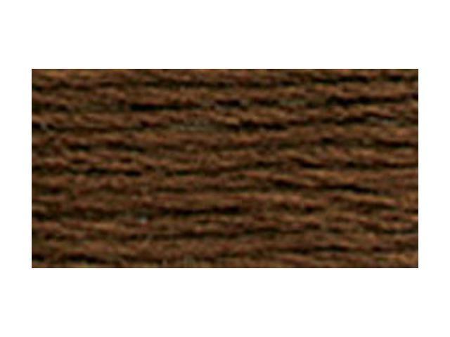 DMC Pearl Cotton Balls Size 8 - 95 Yards-Very Dark Coffee Brown