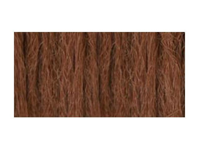 Phentex Slipper & Craft Yarn-Brown